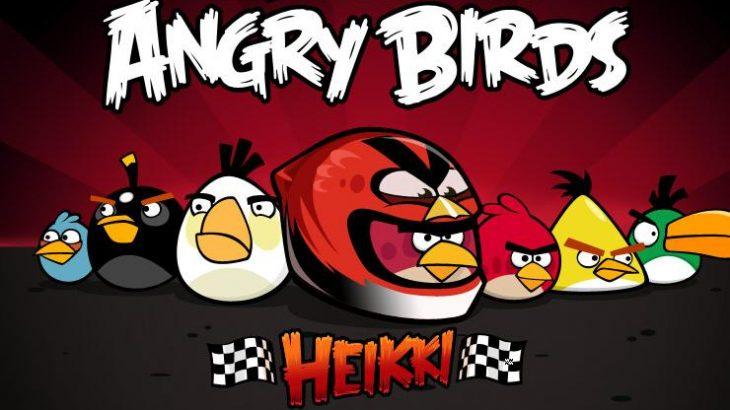 Rovio lëshon Angry Birds të ri