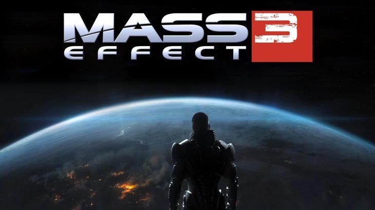 Lansohet pjesa e fundit e lojës Mass Effect 3