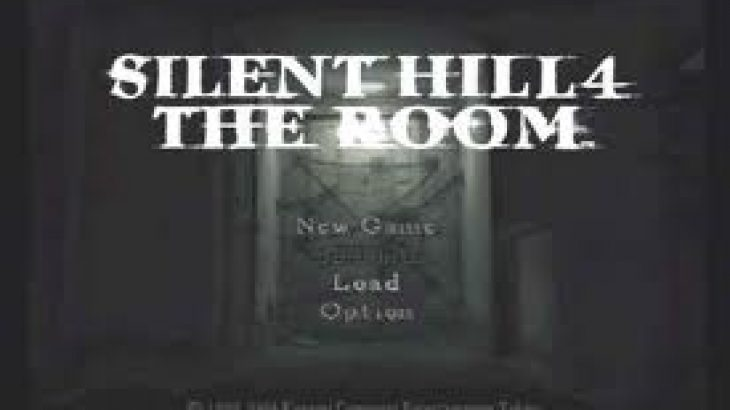 Silent Hill – The Room