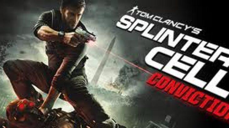 Sprinter Cell Conviction