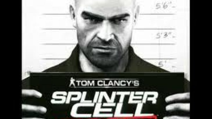Sprinter Cell Double Agent