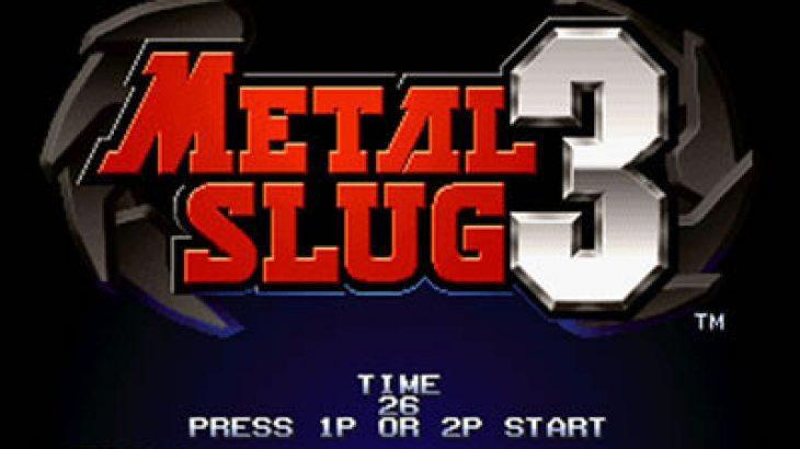 SNK Playmore lanson Metal Slug 3 për pajisjet iOS dhe Android