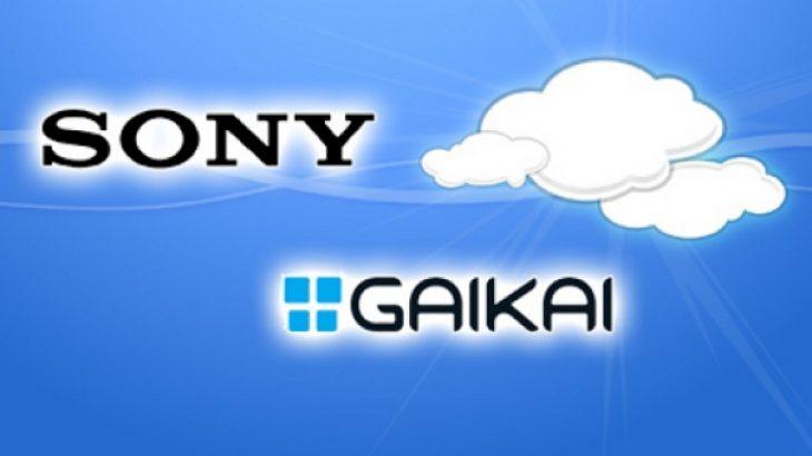 Sony blenë shërbimin e lojërave cloud, Gaikai