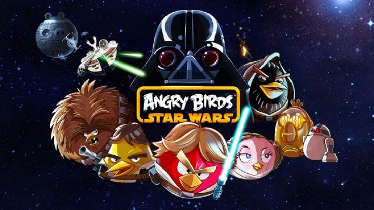 Shfaqet Angry Birds Star Wars në 8 Nëntor