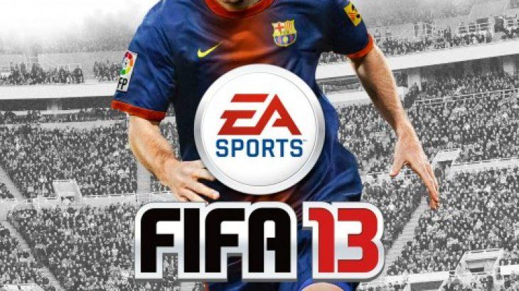 FIFA 13 shet 4.5 milion kopje në 5 ditë