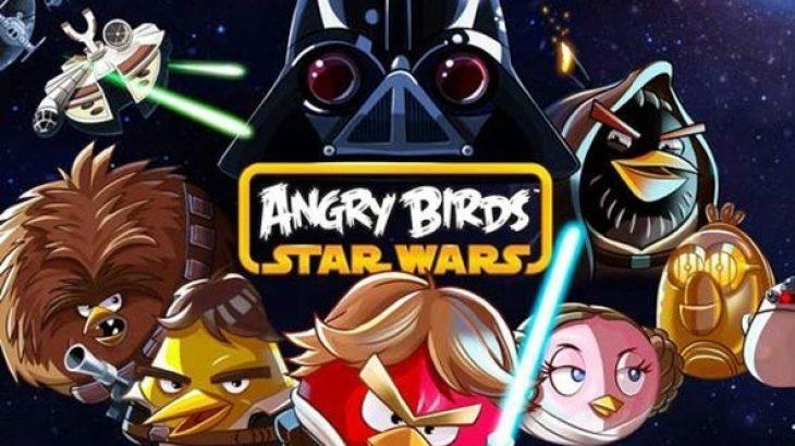 Angry Birds vjen me temë të Star Wars