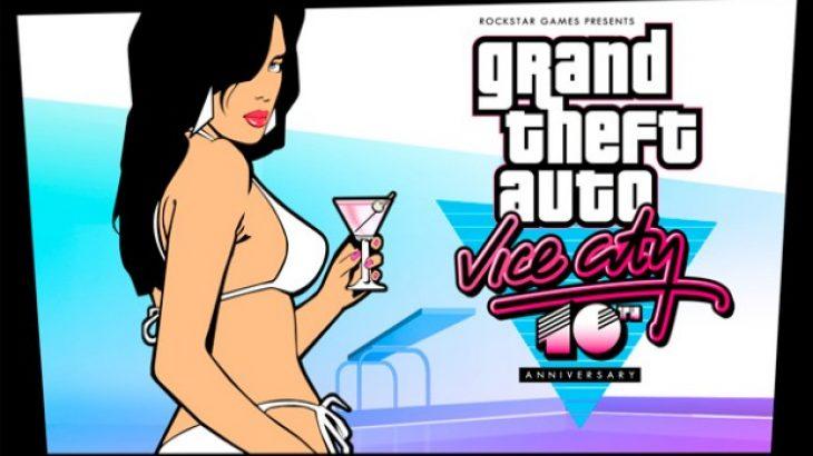 Grand Theft Auto: Vice City për Android dhe iOS më 6 dhjetor për 5 $