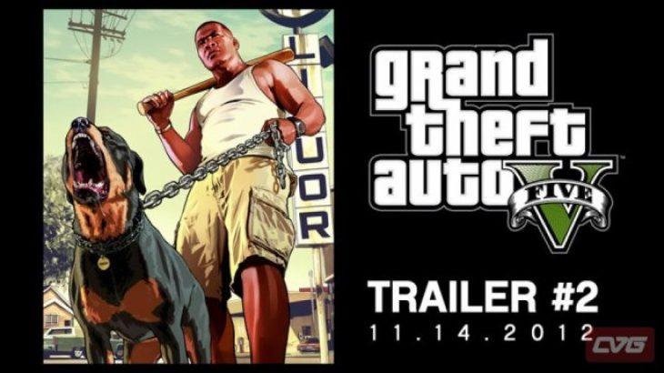 Traileri i dytë i GTA V konfirmohet me 14 nëntor