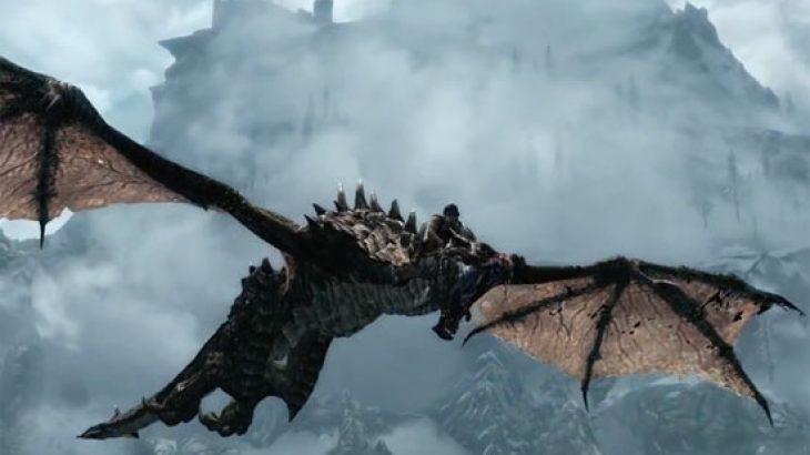 DLC e Skyrim Dragonborn shfaqet zyrtarisht më 4 dhjetor