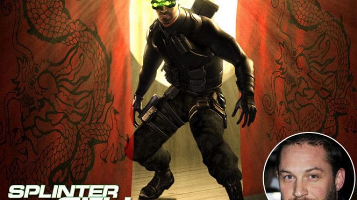 Tom Hardy konfirmon një rol në filmin Splinter Cell
