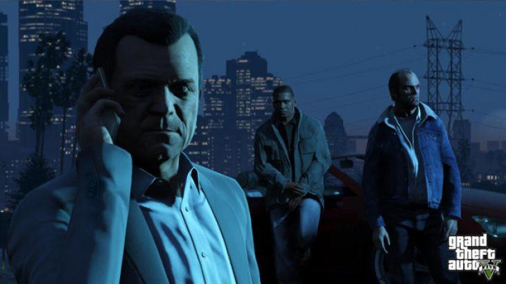 Prezantohen skena të Grand Theft Auto V