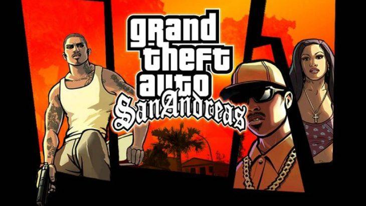Bëhet e ditur data e lançimit të Grand Theft Auto: San Andreas në PSN