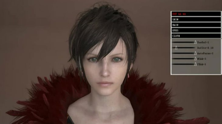 Square Enix lançon një pamje të re të Luminous Studio
