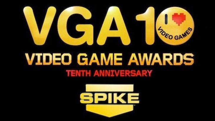 Jepen çmimet Video Game Awards 2012