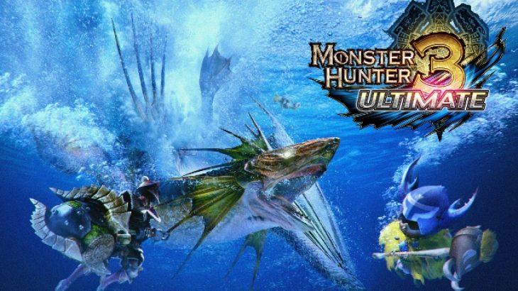 Monster Hunter 3 Ultimate vjen më 22 janar