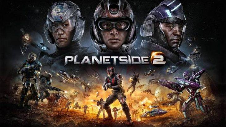 E ardhmja e PlanetSide 2 është në dorën tuaj