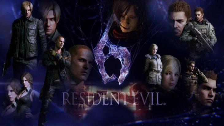 Resident Evil 6 – shiten gati 5 milion kopje