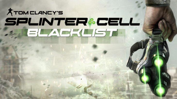 Splinter Cell: Blacklist vjen në muajin gusht