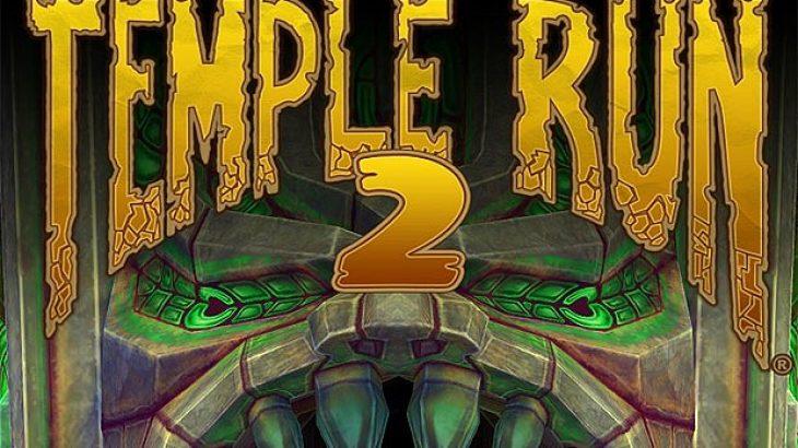 Video loja Temple Run 2 shkarkohet 20 milionë here në katër ditët e para