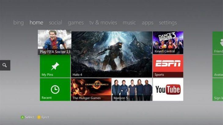 Ndërrim më i lehtë i rajoneve në Xbox Live