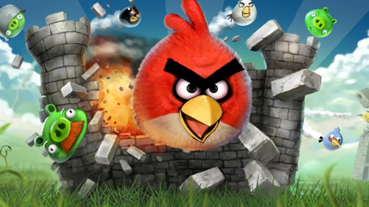 """Angry Birds Toons"", së shpejti serial i animuar"