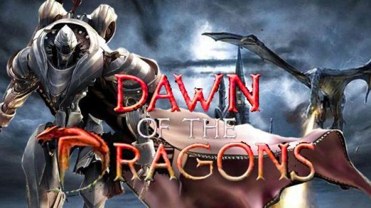 """""""Dawn of the Dragons"""" së shpejti për iOS"""