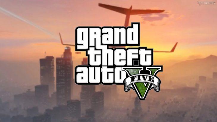GTA V lançohet me 17 shtator