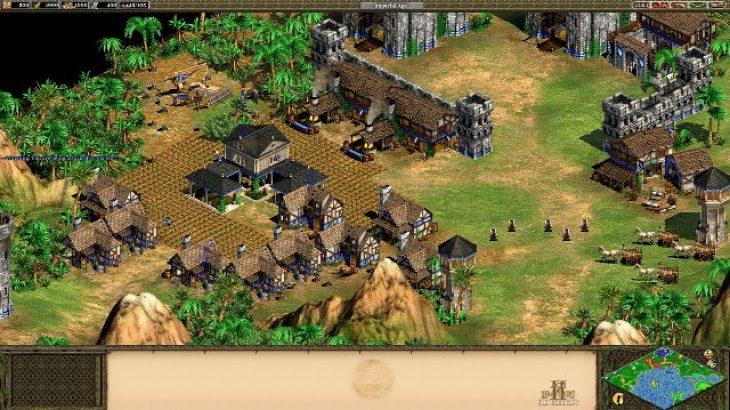 Epoka e Perandorive II, loja më e mirë e të gjitha kohërave, rikthehet në prill me kartë grafike të re HD