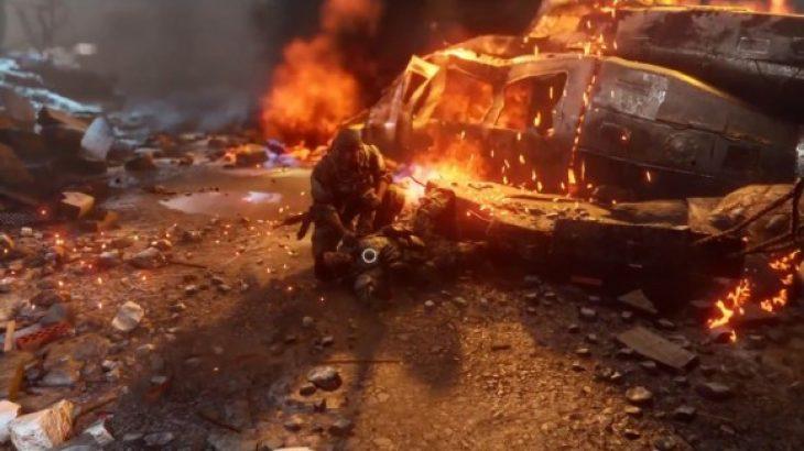 EA nxjerr 17 minuta të lojës Battlefield 4