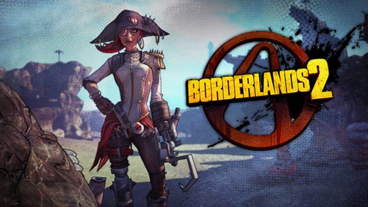 Gearbox bën të ditur për DLC të Borderlands 2