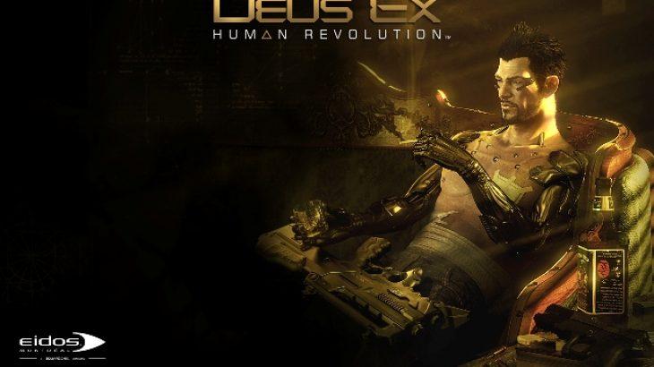Deus Ex: Human Revolution konfirmohet për Wii U