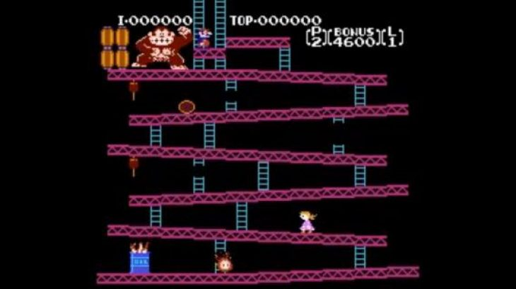 Babai hakon Donkey Kong që vajza e tij të luajë si një femër