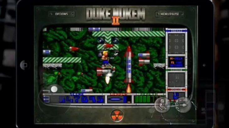 Duke Nukem 2 vjen për iOS