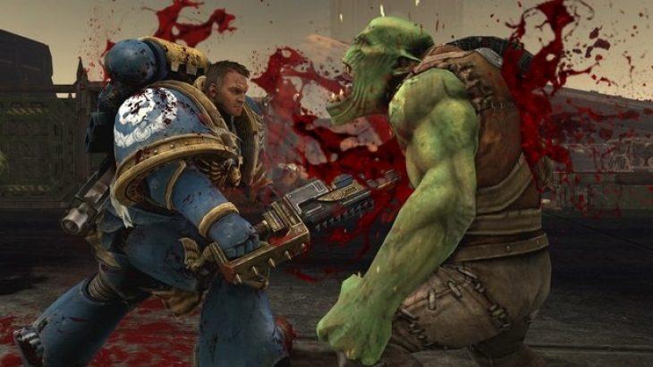 Lojë e re Warhammer 40k në punim e sipër