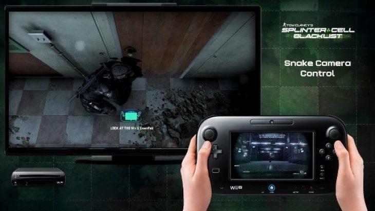 Splinter Cell: Blacklist konfirmohet për Wii U
