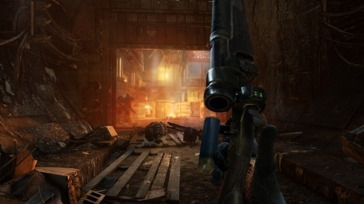 Dalin specifikat e Metro: Last Light