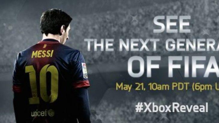 EA konfirmon se FIFA 14 do të tregohet gjatë zbulimit të Xboxit të ardhshëm