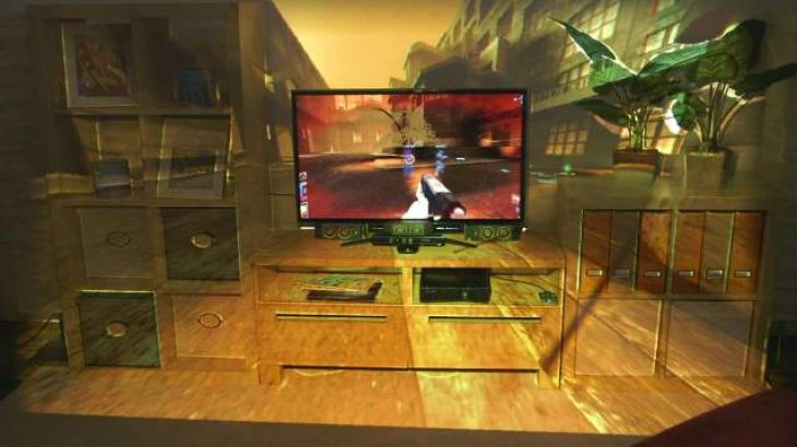"""IllumiRoom"", gjenerata e re e Xbox"