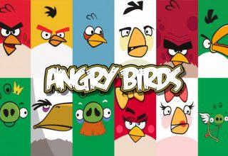 Llogaria e re në Rovio iu mundëson që të ruani nivelet e përfunduara në Angry Birds