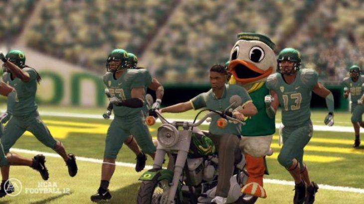 EA nënshkruan marrëveshjen e re për lojërat me futbollin mes kolegjeve