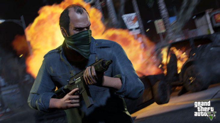Premiera e lojës Grand Theft Auto V
