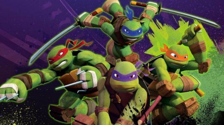 Teenage Mutant Ninja Turtles pritet të vijë në tetor