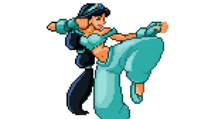 Princeshat e Disney kthehen në luftëtare të Capcom-it