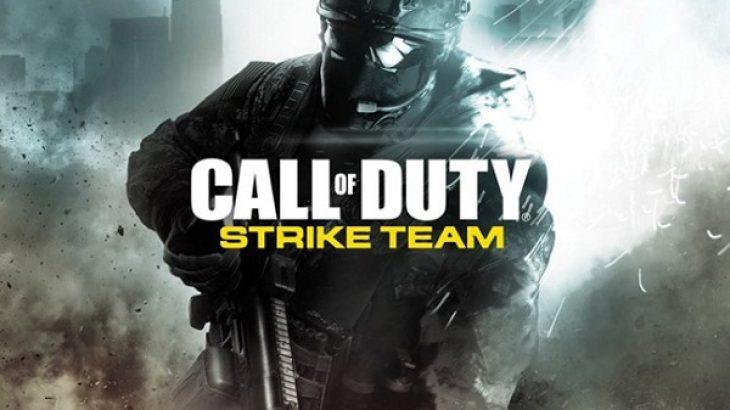 Call of Duty Strike Team vjen për iOS