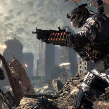 Call of Duty: Ghosts do të përfshijë kontrollimin me zë