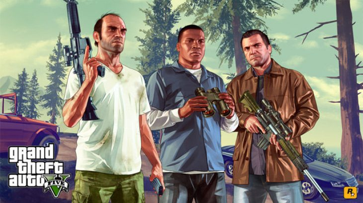 Rockstar Games po heton për shitjet para kohe të lojës GTAV