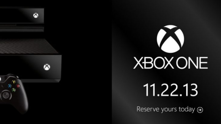 Xbox One do të lançohet më 22 nëntor 2013