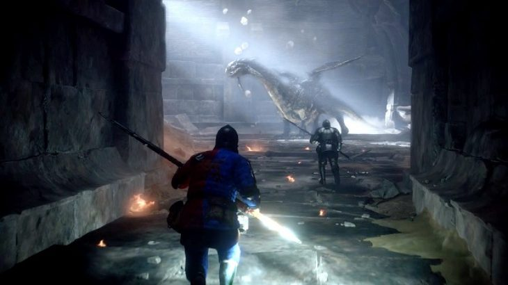 Deep Down, falas për PlayStation 4