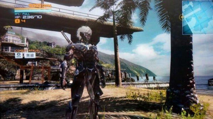 """Hideo Kojima: Versioni për PC i Metal Gear Rising """"duket mirë"""""""