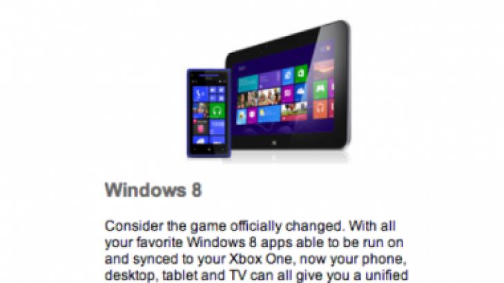 Microsoft: Jo të gjitha aplikacionet Windows 8 mund të punojnë në Xbox One